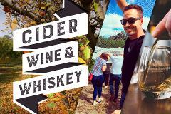 Gift Voucher - Cider, Wine & Whiskey Tour