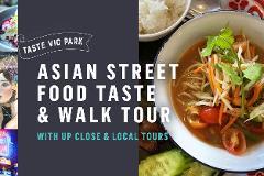 Taste Vic Park - Asian Street Food Walk
