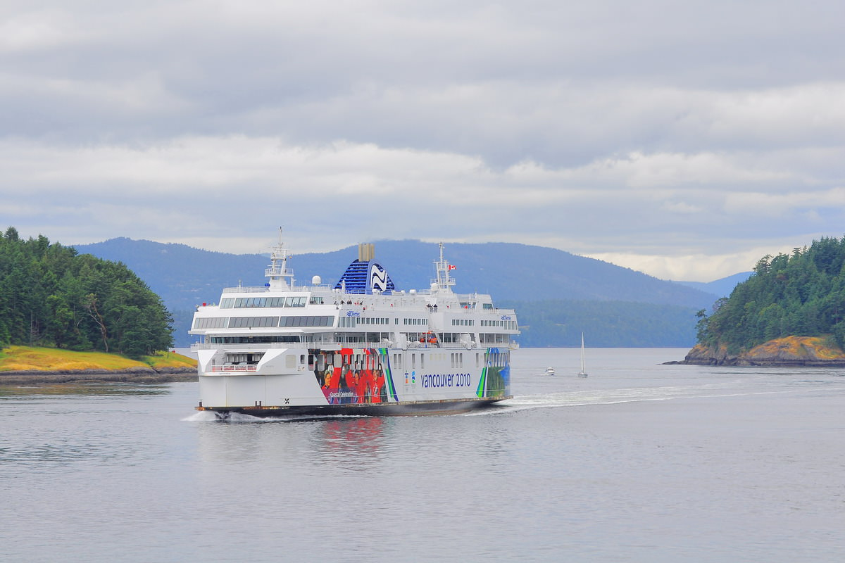PRIVATE TOUR: VICTORIA, BUTCHART GARDENS & FERRY TO SEATTLE