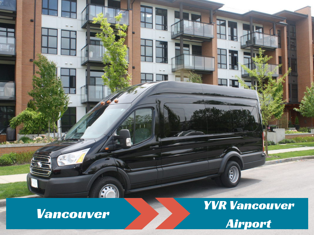 Private Transfer from Vancouver to YVR Airport