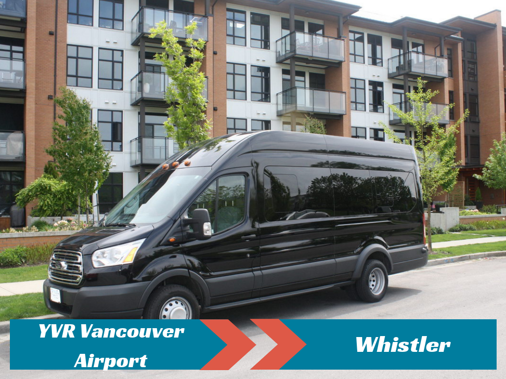 Private Transfer from YVR Airport to Whistler