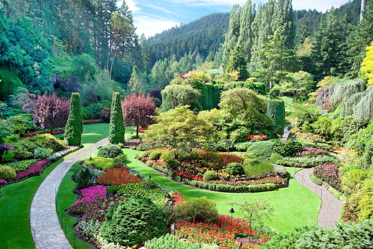 PRIVATE TOUR: VICTORIA, BUTCHART GARDENS & SEAPLANE FLIGHT