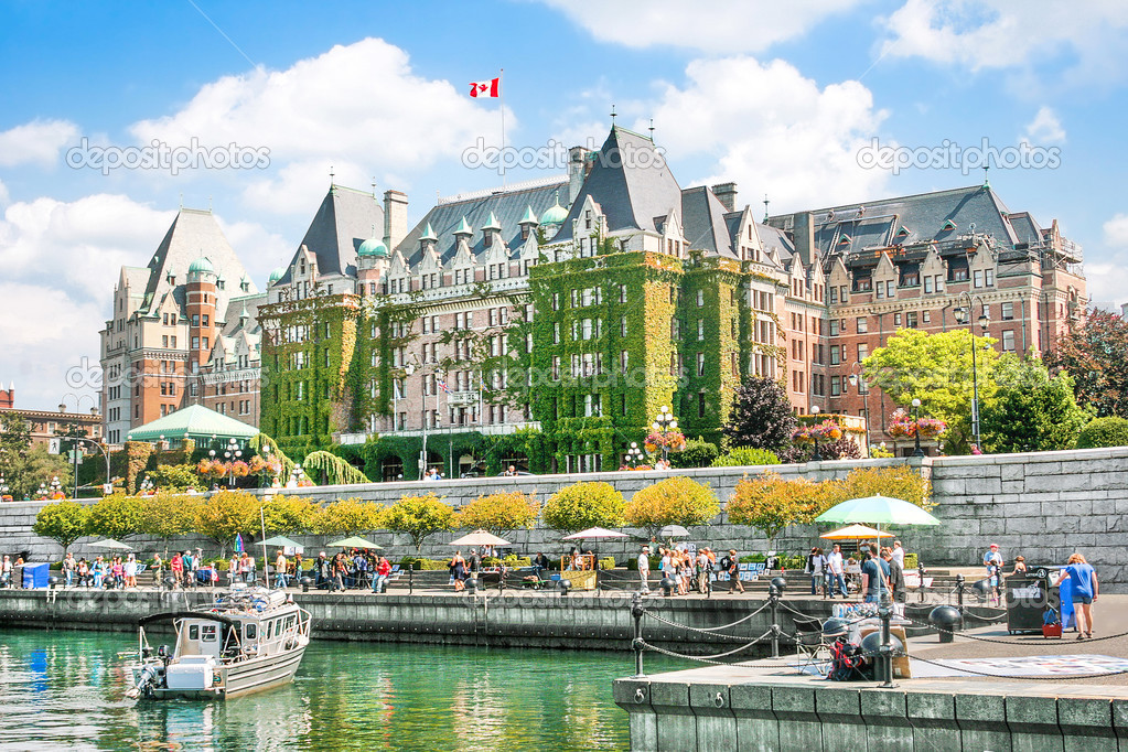 PRIVATE TOUR: VICTORIA AND BUTCHART GARDENS