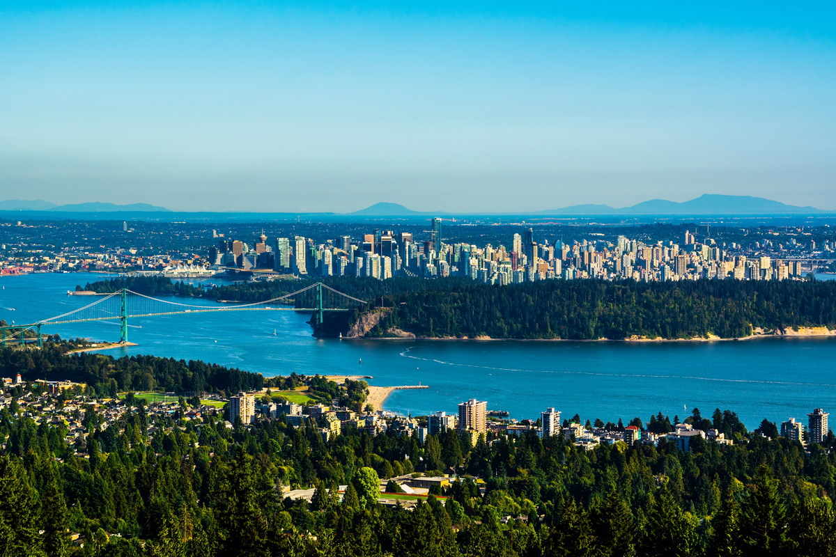 PRIVATE TOUR: VANCOUVER & WEST VANCOUVER | 8hrs