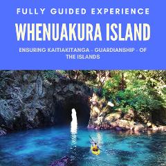 DONUT - WHENUAKURA ISLAND DELUXE GUIDED EXPERIENCE