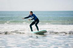 EXPLORE: WHENUAKURA EXPERIENCE & SURF LESSON