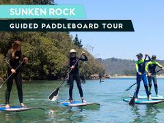 SUNKEN ROCK GUIDED PADDLEBOARD (SUP) TOUR