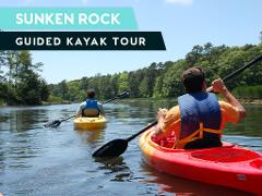 SUNKEN ROCK GUIDED KAYAK TOUR