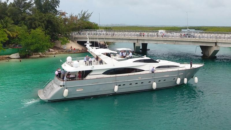 Ultimate Luxury Experience 100 Feet