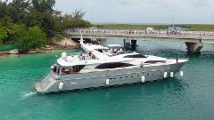 Private Yacht Maiora 100ft