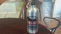 Sports water bottle Mexico Divers