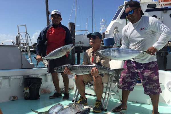 Bay Fishing Trip