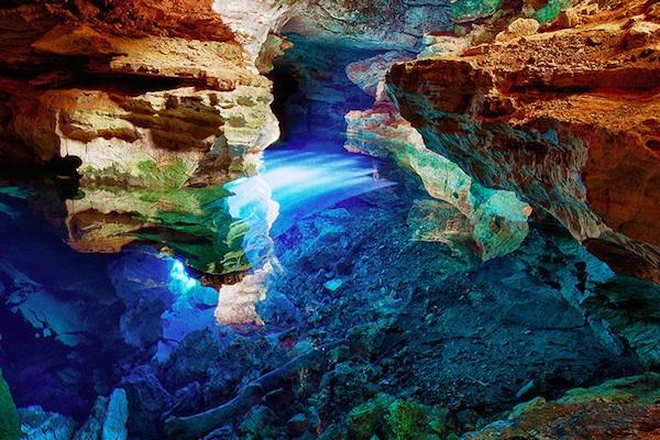 Private Cavern Diving