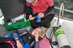 PADI Specialty Course - Emergency Oxygen Provider