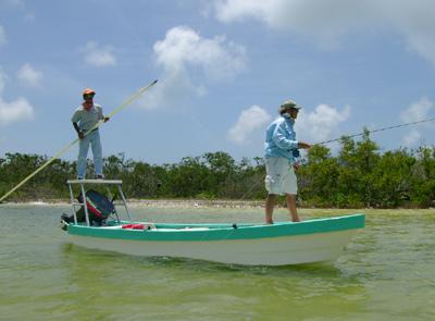 Private Fly Fishing Boca Iglesia