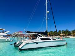 Private Catamaran 36ft.
