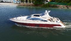 Private Yacht Azimut 64ft