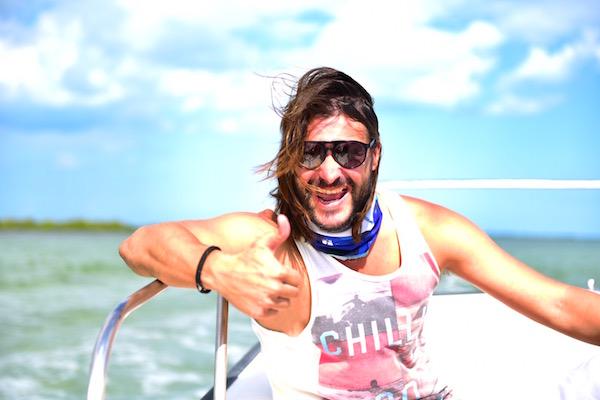 Private Boca Iglesia Adventure Boat Tour