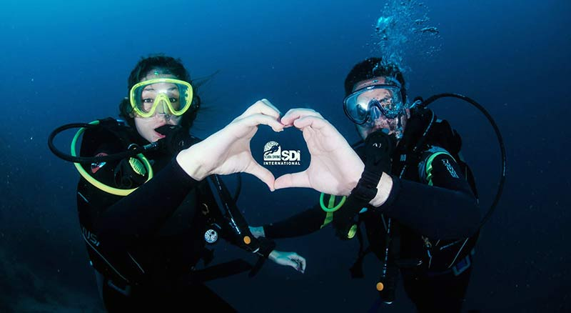 SDI Advance Open Water Scuba Diver Certification