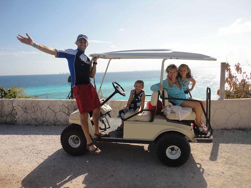Golf Carts Rental