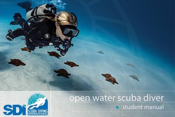SDI Open Water Scuba Diver Certification