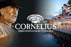 Helicopter taxi to Cornelius Seafood Restaurant (From Bergen)