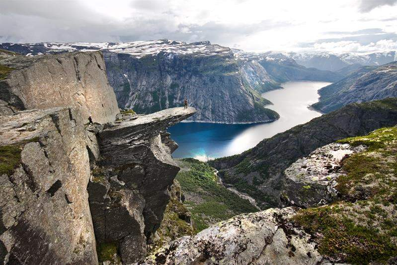 The Trolltongue Tour - Trolltunga (Private 1-5 Passengers) - Bergen