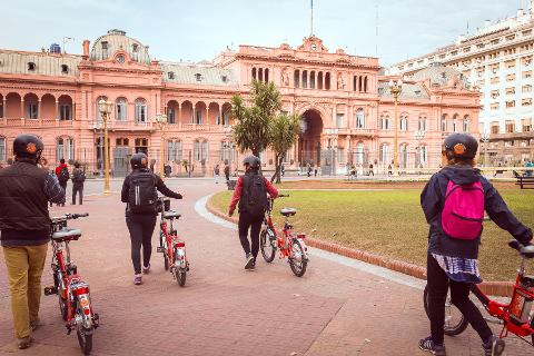 Grand Bike n' Wander- Discover the soul of Buenos Aires