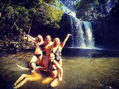 Byron Surrounds: Nimbin Waterfall Adventure