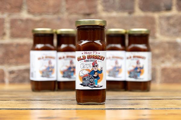 Hugo T's Old Smokey BBQ Sauce