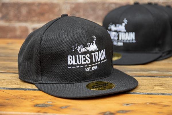Blues Train Cap