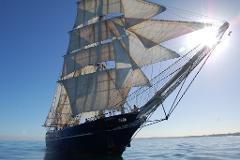 Rockingham Long Sail Lunch Onboard