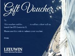 3-Hour Sail Gift Voucher
