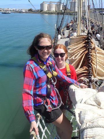Tall Ship Sail - Bunbury