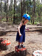 Littlies Forest Adventure - Facilitated Play Space