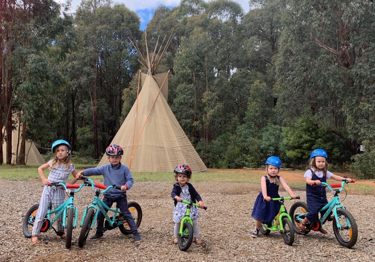 Junior Forest Riding