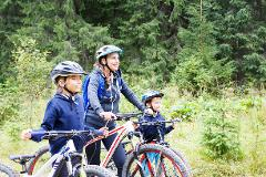 BYO Junior Forest Riding