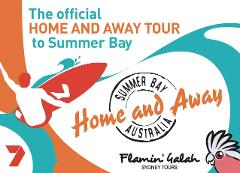 Mona Vale Pick-Up...Official Home and Away Tour to Summer Bay!