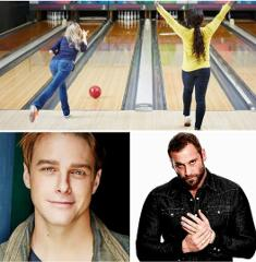 Colby/Robbo Ten Pin Bowling Event - Sydney