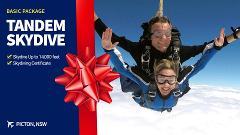 Gift Voucher Tandem Skydive