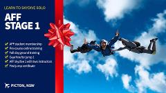 Learn To Skydive Gift Card - Stage 1