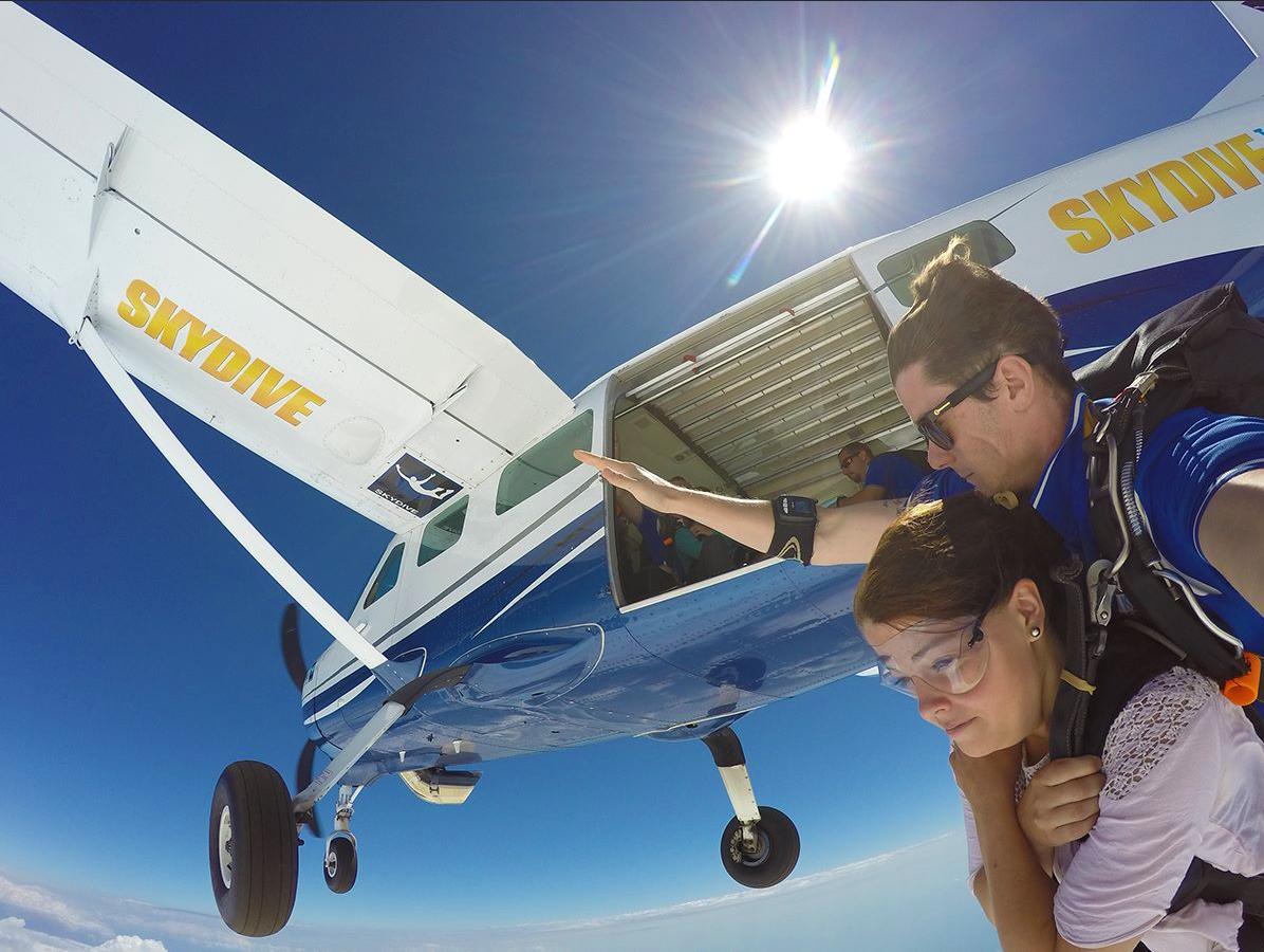 Buy 1 Get 50% off  Tandem Skydive