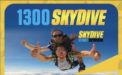 2 For 1 Tandem Skydive offer