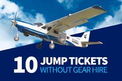 Sport Jump Tickets [10 Pack]