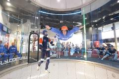 Indoor Skydive - 2 flights (inc free transfers)