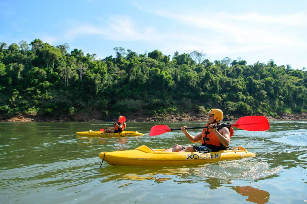 Iguazu River Rider