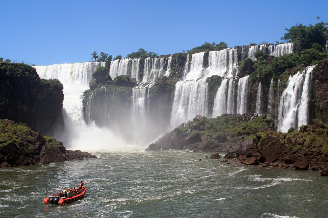 Iguazu Bucket List