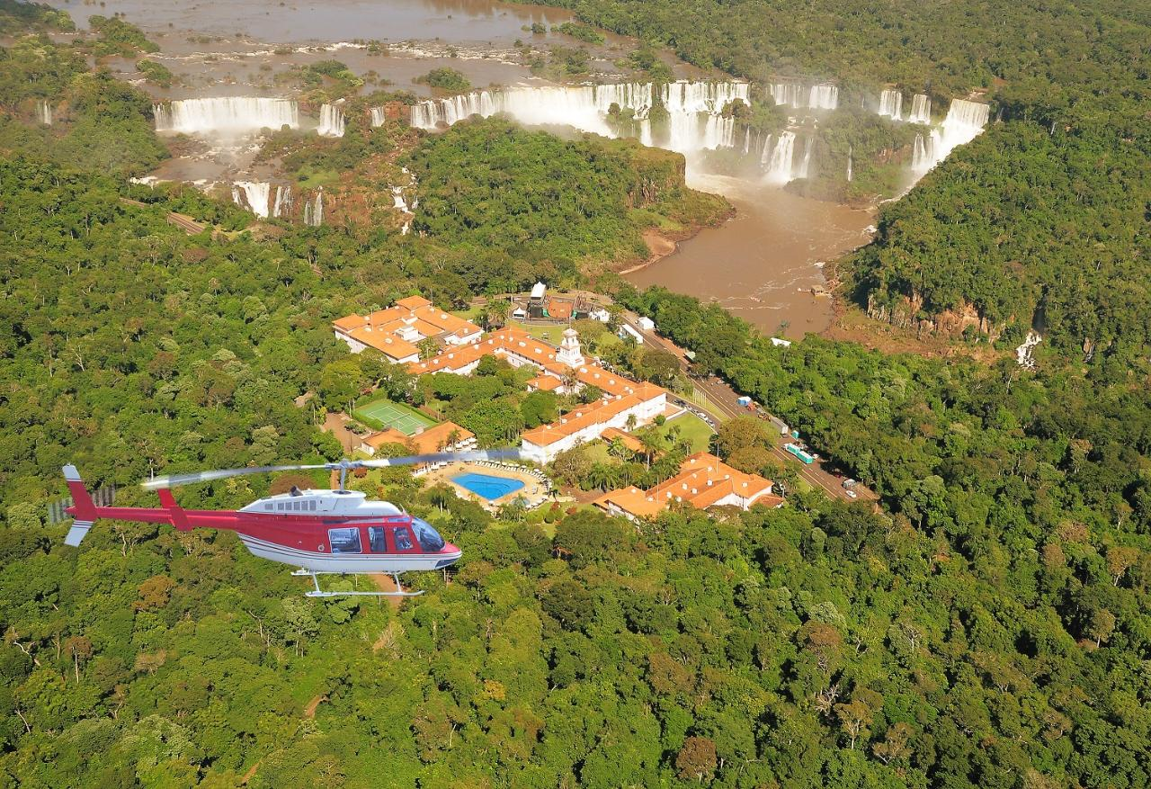 Above & Below Iguazu