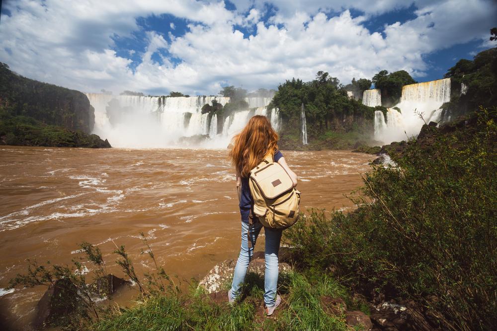 IGUAZU COMBO 5 - Arriving Foz do Iguaçu / Staying in Puerto Iguazu / Brazilian + Argentine Side of Falls / Departing Foz do Iguacu