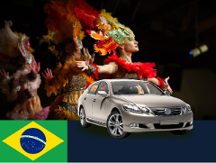 Rafain Dinner & Latin American Themed Show + Private Car Transfer from Puerto Iguazu